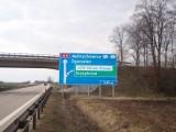 Teren pod terminal przeładunkowy przy autostradzie