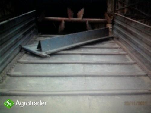 rozrzutnik obornika + nadstawki do kukuryrdzy - zdjęcie 1