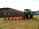 Quimel Arado,labrar,voltear,preparación del suelo - 2012
