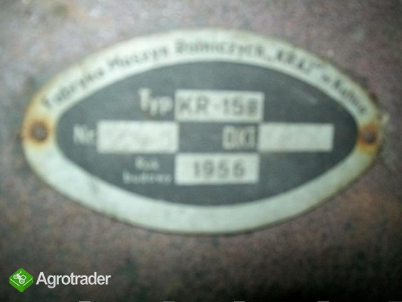 Kutnowiak KR-15 - 1956 - zdjęcie 3