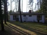 Bieszkowice Domek letniskowy na działce budowlanej
