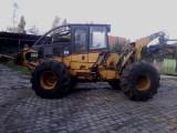 skidder Cat 515 ciągnik zrywkowy