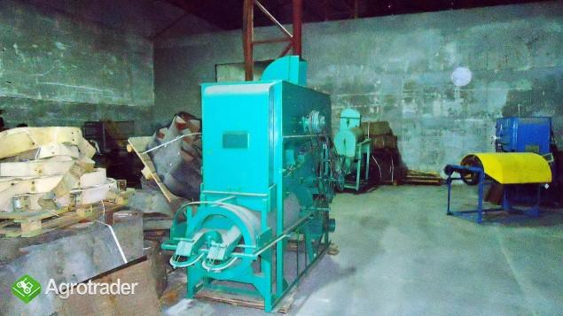 Czyszczalnia do zboża z jednym tryjerem 1 t/h - zdjęcie 2