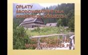 Opłaty środowiskowe dla schronisk górskich