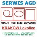 Naprawa pralek i zmywarek Kraków tel.508-803-962