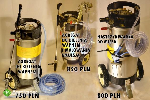 AGREGAT MALARSKI BIELARKA DO WAPNA DO BIELENIA WAPNEM F VAT - zdjęcie 6