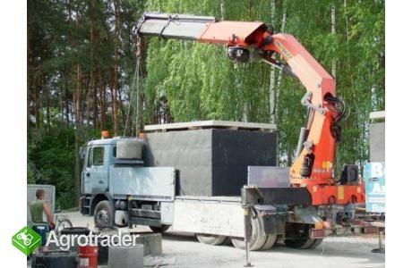 szamba betonowe z atestem i 2-letnią gwarancją, transportem, montażem - zdjęcie 3