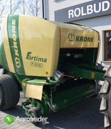Prasa rolująca Krone FORTIMA 1250 MC - zdjęcie 6