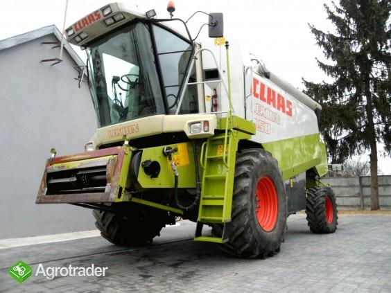 KOMBAJN CLAAS LEXION 450/1998r/STÓŁ 6m+wózek/silnik MB 275KM/ PL MENU