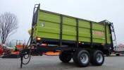 Rozrzutnik Obornika Metal-Fach N267/1 oraz N267 6 i 8 ton