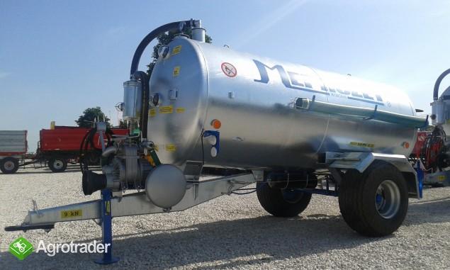 Wóz asenizacyjny firmy Meprozet beczkowóz 4300l - zdjęcie 3