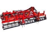 Agregat uprawowy składany hydraulicznie 4,2 KAMIX