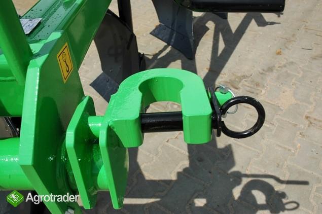 Pług ramowy zawieszany Lyra  BOMET pługi ramowe korpusy - zdjęcie 5
