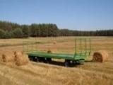 Ukraina.Grunty rolne.Biomasa.Sloma zbozowa,rzepakowa,lniana 70 zl/ton