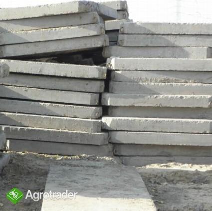 Sprzedam płyty drogowe betonowe MON / KALISZ 18-20cm