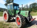 Fendt 614 LSA Turbomatic 160 KM 4X4 TUZ CHICZ