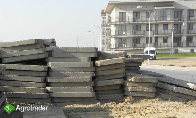 Płyty drogowe betonowe MON / BYDGOSZCZ - zdjęcie 1