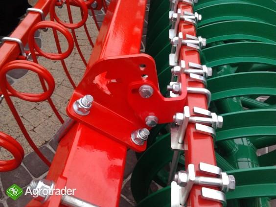 Brona talerzowa ciężka talerzówka nowa AGRO-MASZ - zdjęcie 5