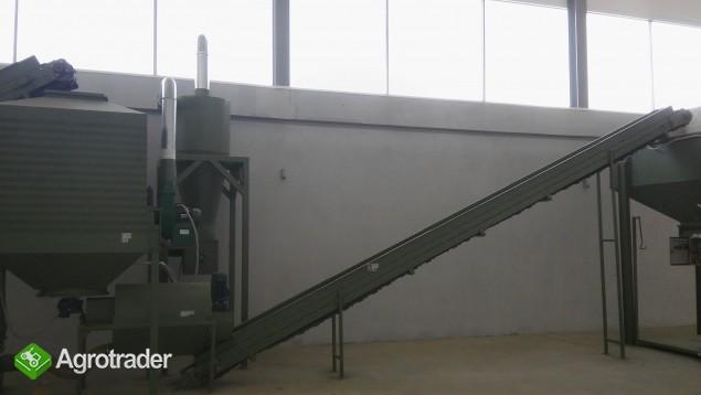 Projektowanie i wykonastwo pod klucz linii do produkcji pelletu, bryki - zdjęcie 2