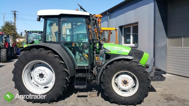 Deutz-Fahr AGROFARM 85 Ciągnik Traktor - zdjęcie 4