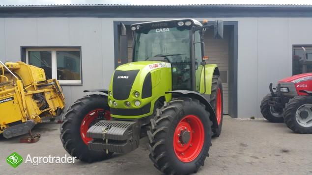 Claas ARES 617 ATZ Ciągnik rolniczy - zdjęcie 2