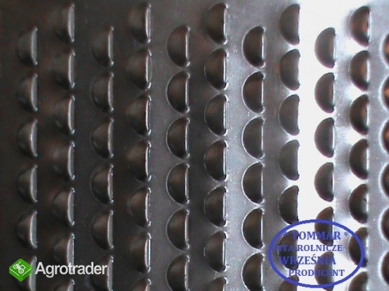 SITA DO ŚRUTOWNIKA RB-1.3 szczelinowe wir 80 TOMMAR  producent  - zdjęcie 5