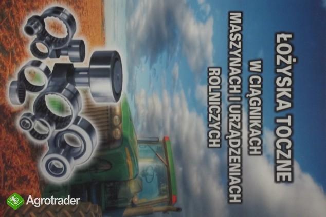 Katalog łożysk tocznych do ciągników, maszyn i urządzeń rolniczych