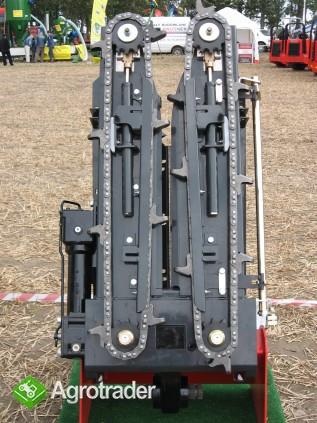Przystawka do kukurydzy na ziarno EMH 8 składana NOWA Emmarol - zdjęcie 3