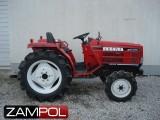 traktor w idealnym stanie Shibaura D215, japończyk 21KM, napęd 4x4