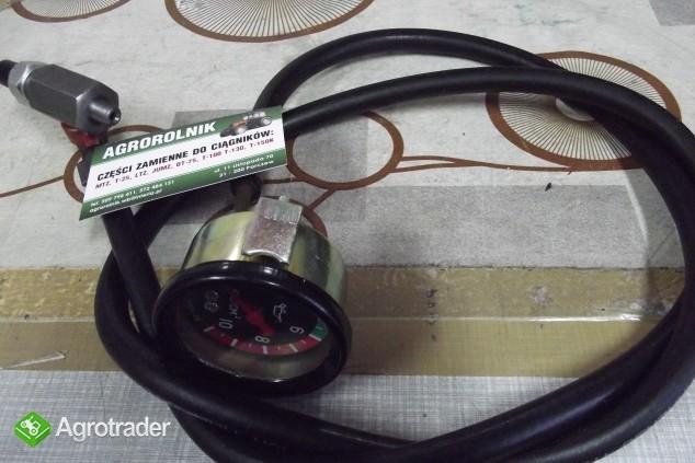Wskaźnik ciśnienia oleju z przewodem(KOMPLETNY) do MF,C330/360/360 3P - zdjęcie 1