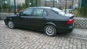 Saab samochód