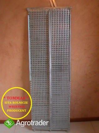 Sita do kombajnów NAPRAWA, produkcja, regeneracja *TOMMAR* - zdjęcie 3