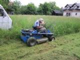 Ogród Ogrody Ogrodnik koszenie trawy tuje Wisła Ustroń Brenna Górki
