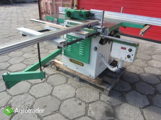 Maszyna wieloczynnościowa STETON - zdjęcie 1