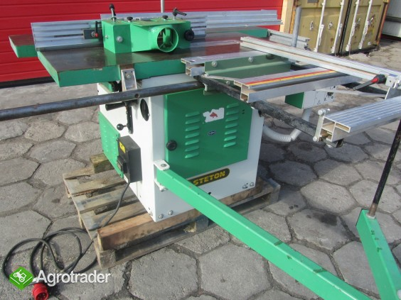 Maszyna wieloczynnościowa STETON - zdjęcie 7