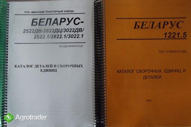 Katalogi części zamiennych do ciągników BELARUS - zdjęcie 4