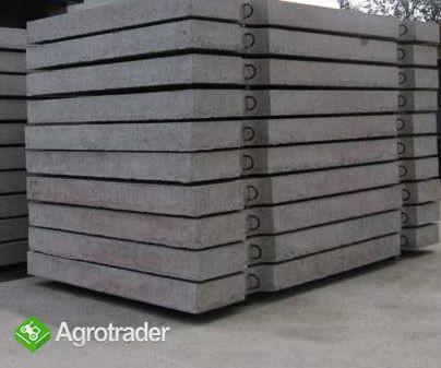 Płyty drogowe betonowe MON / CHEŁMŻA