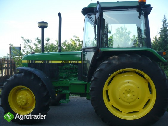 John Deere  2850  - Sprzedany- - zdjęcie 2