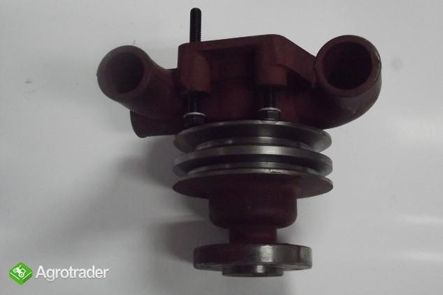 Pompa wody na 2 paski URSUS 3512 - zdjęcie 2