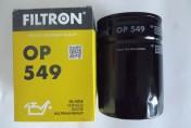 Filtr oleju OP 549 Case, Kubota, New Holland,Manitou