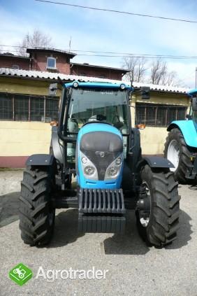 Ciągnik rolniczy komunalny Landini 5D-110 nowy sprzedaż wynajem serwis - zdjęcie 1