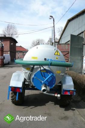Meprozet PN 30/2 wóz asenizacyjny beczkowóz nieczystości do podlewania - zdjęcie 1