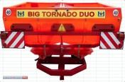 Rozsiewacz nawozów Tornado BIG DUO 1250 L 2000 KG