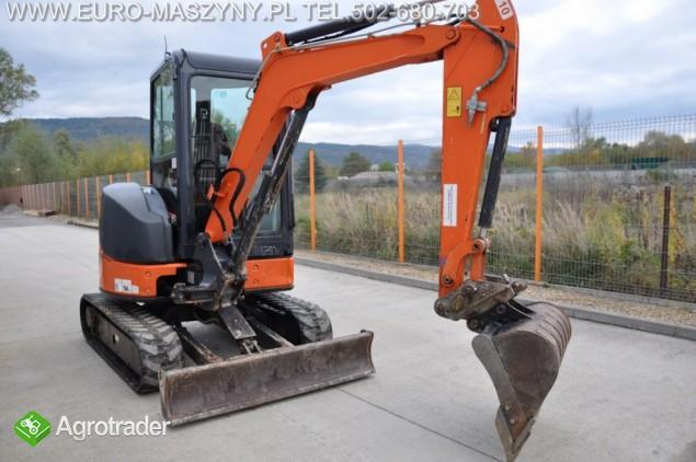 Euro-Maszyny Hitachi ZX29U-3 CLR