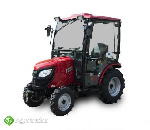 TYM TS25 25KM Fabrycznie Nowy Ciągnik