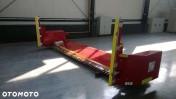 Stół do rzepaku najazdowo progowy Bizon Super Rekord dzielony Z-056/58