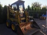 Bobcat MZG 40-1, silnik IFA - 4 cylindrowy diesel 65 KM