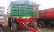 Przyczepa rolnicza Metaltech DB10