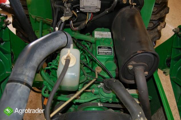 Stan bardzo dobry John Deere 790 - zdjęcie 3