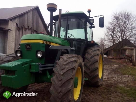 John Deere 2850 TL bogata wersja od rolnika napęd 4x4 - zdjęcie 4
